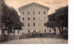 CPA Valence (Drôme) Quartier Du Séminaire Hôpital Des Convalescents - Valence