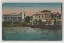 Italie Italia Italy - Veneto Lago Di Garda Desenzano Pontile D'imbarco - Italia