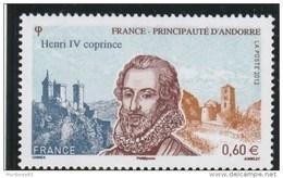 FRANCE 2012 HENRI IV NEUF YT 4698 - - Ungebraucht