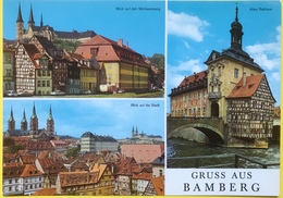 (2987) Gruss Aus Bamberg - Souvenir De...