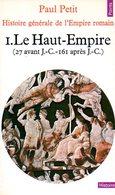 Histoire Générale De L'empire Romain (complet Des 3 Tomes) Par Paul Petit (ISBN 2020049694 EAN 9782020049719) - Geschiedenis
