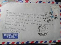 Francisco Aldecoa Air Mail Algorta - Poste Aérienne