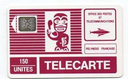 PF 2C -  TELECARTE DE POLYNESIE - French Polynesia