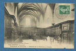 (5428) MONPONT ( Dordogne ) Chartreuse De Vauclaire . Interieur De La Chapelle  Le Chœur  ( REF 236) - Other Municipalities