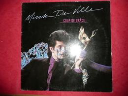 LP N°1769 - MINK DEVILLE - COUP DE GRACE - COMPILATION 10 TITRES ***** ROCK BLUES - GRAND ARTISTE - Rock