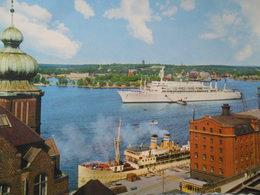 Stockholm Bateaux Ships - Schweden