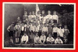 Bastogne. Ecole Primaire Institut Saint-Joseph. Un Groupe De Croisés - Bastogne