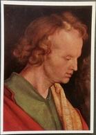 Ak Gemälde , Painting - Johannes , Aus : Die Vier Apostel - Albrecht Dürer - Pinturas, Vidrieras Y Estatuas