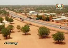 Niger Niamey View New Postcard - Niger