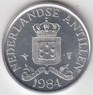 @Y@    Nederlandse Antillen  1  Cent  1984   ( 4605 ) - Netherland Antilles