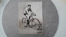 PHOTO - CYCLISME - COUREUR CYCLISTE - PHOTOGRAPHE BOLDO PARIS - Ciclismo