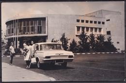 ISRAEL ,  Habima Theatre ,  Tel Aviv  ,  OLD  POSTCARD - Israel