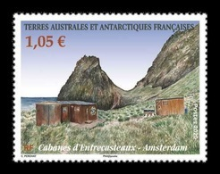 TAAF 2020 Mih. 1072 D'Entrecasteaux Huts MNH ** - French Southern And Antarctic Territories (TAAF)