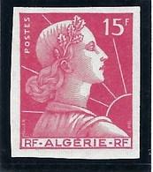 Algérie - Thématique Marianne De Muller - N° 329a ** - TTB - Neuf - Timbre Non Dentelé - - Algérie (1962-...)