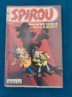 Spirou Magazine No 3370 (novembre 2002) - Spirou Magazine
