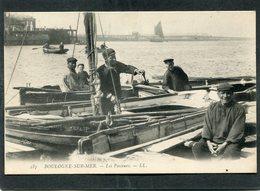 CPA - BOULOGNE SUR MER - Les Passeurs - Boulogne Sur Mer