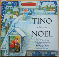 TINO ROSSI Chante NOEL - 45 Tours + LIVRET - Weihnachtslieder