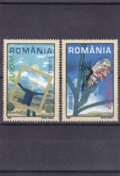 2003 - Roumanie - Romania - N° YT 4815 Et 4816** - 2003