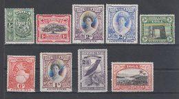 Tonga - Correo Yvert 73/81 ** Mnh - Tonga (1970-...)