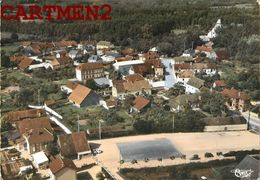 BAGNEUX VUE AERIENNE PLACE DE BAGNEUX 51 MARNE - Frankrijk