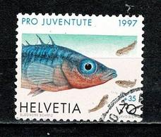 Suisse 1997 Yv. 1558 (o) Used - Usados