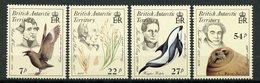 Territoire Antarctique Britannique, Yvert 148/151**, Scott 125/128**, MNH - Britisches Antarktis-Territorium  (BAT)