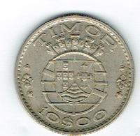 Portugal Timor 10 Esc.1970 - Portugal