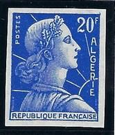 Algérie - Thématique Marianne De Muller - N° 349a ** - TTB - Non Dentelé - Algérie (1962-...)