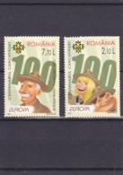 2007 - Roumanie - Romania - N° YT  5209 Et 5210** - 2007