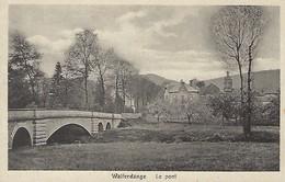 Luxembourg  -  Walferdange  -  Le Pont  -  Maison De Gros  P. Houstraas, Luxembg - Cartes Postales