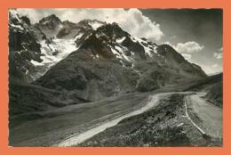 A603 / 045 05 - Route Du Galibier Glacier De L'Homme - Francia