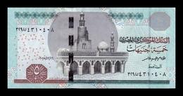 Egipto Egypt 5 Pounds 2015 Pick 72b SC UNC - Aegypten
