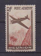 REUNION: PA  . N° 3 A **. SANS VALEUR . SIGNE CALVES . LUXE . 1938 . - Ongebruikt