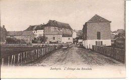 BASTOGNE L 'ABBAYE DES RÉCOLLETS  +/- 1900 1420 D4 - Bastogne