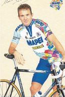 CYCLISME   JOHAN  MUSEEUW - Radsport