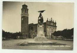 S. ANGELO DI PIOVE DI SACCO - PIAZZALE DELLA CHIESA   VIAGGIATA FG - Padova (Padua)