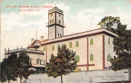 PORTUGAL - MADEIRA - COSSART GORDON & CO - Chateau Cossart Gordon - Madeira