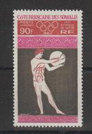 Cote Des Somalis 1964 JO Tokyo PA 41 1 Val Neuf ** MNH - Französich-Somaliküste (1894-1967)