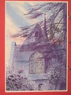 Visuel Très Peu Courant - 71 - La Clayette - Chapelle Sainte Avoye - Excellent état - Scans Recto Verso - Autres Communes
