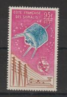 Cote Des Somalis 1965 Centenaire UIT PA 42 1 Val Neuf ** MNH - Französich-Somaliküste (1894-1967)