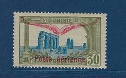"Tunisie Aerien YT 1 (PA) "" Timbre Surchargé "" 1919 Neuf** - Tunisia (1888-1955)"