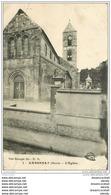 51 AMBONNAY. L'Eglise N°1 1918 - France