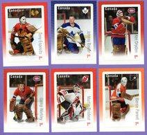 Canada 2015. Sport, Hockey, NHL Goalies - Hojas Bloque