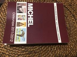 Catalogue Michel Osteuropa Europe De L' Est 2012 TBE 1137 Pages 935g - Catalogues De Cotation