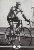 CARTE CYCLISME ALBERTO POLETTI - Cycling