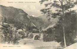 OISANS LE PONT DU DAUPHIN - Francia