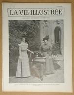 La Vie Illustrée N°187 Du 16/05/1902 L'affaire Humbert-Crawford/Catastrophe Martinique/Dirigeable Et Mort De M. Severo - Journaux - Quotidiens