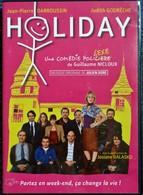 HOLIDAY - Jean-Pierre Daroussin / Judith Godrèche / Josiane Balasko . - Komedie