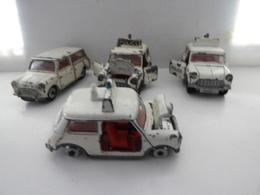 Dinky-Toys : Lot De 4 Minis Austin Meccano LTD - Dinky