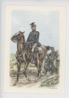 Uniformes Belges, Belgische Uniformen, Lanciers Tenue De Campagne 1914  (James Thiriar Illustrateur) Hommage - Uniformen